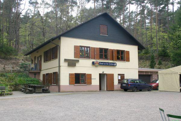 Haus an den Fichten