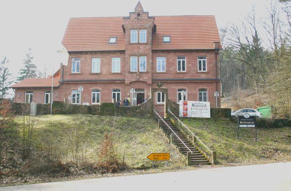 Heldenstein Forsthaus